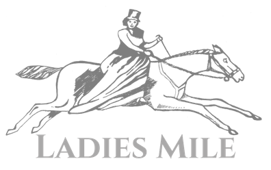 The Ladies Mile Logo